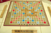 Scrabble social gaming campaign plays on national rivalry
