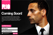 Rio Ferdinand: launches digital magazine