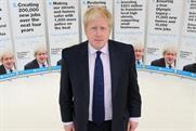 Boris Johnson makes his pitch to London's digital businesses