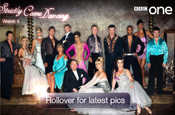 Strictly Come Dancing: interactive promo by Collective