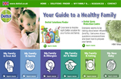 Dettol: no swine flu advice on website