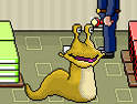 Sid the Slug: helping cut salt intake