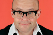 Hill: star of  Harry Hill's TV Burp
