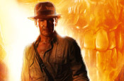 Indiana Jones: made £16.3m in its opening weekend