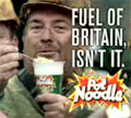 Pot Noodle: ad 'disrespectful'