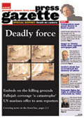 Press Gazette: may go into administration
