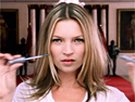Rimmel: 'rebellious' ad with Kate Moss