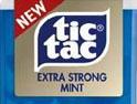 Extra Strong Tic Tac: £4m marketing push