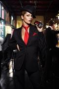Girls Aloud star Tweedy named as face of Coke Zero