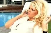 Virgin Mobile: Pamela Anderson ad