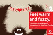 Vodafone: first BBH work