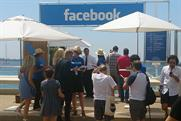 Social network discussed mobile strategy at Cannes Lions.