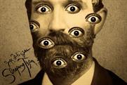 Jeff Bridges' album cover.