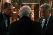Robert De Niro, Martin Scorsese and Leonardo DiCaprio star in casino campaign