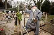 Virgin Media Hobbit event at Chewton Glen