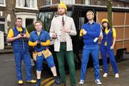 Ikea 'Kitchen Squad' by Beattie McGuinness Bungay