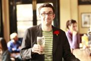 Magners pear cider 'UK launch' by Euro RSCG London