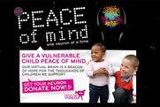 Kids Company 'peace of mind' by AMV BBDO