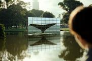 Samsung 'a new dimension in TV' by CHI & Partners