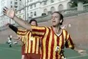 Gatorade 'footballers' by BBDO Argentina
