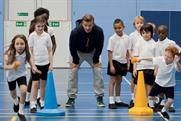 "Sainsbury's ""Active Kids"" by AMV BBDO"
