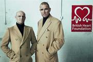 "British Heart Foundation ""Vinnie saves"" by Grey London"