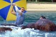 Pepsi 'octopus' by CLM BBDO