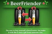 Heineken USA 'BeerFriender' by Wieden & Kennedy New York