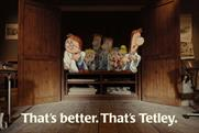Tetley 'tea folk' by MCBD