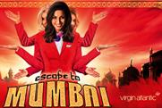 Virgin Atlantic 'Escape To Mumbai' by RKCR/Y&R