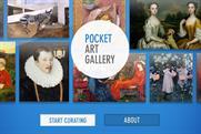 Great British Art Debate 'Pocket Art Gallery' by AllofUs