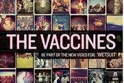 Sony Music 'The Vaccines - 'Wet Suit'' by Anomaly