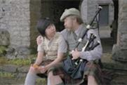 Starburst 'kilt' by TBWA\Chiat\Day New York