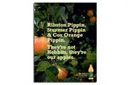 Copella 'fruit of our knowledge' by DDB UK