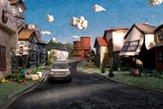 Land Rover 'claynation' by RKCR/Y&R