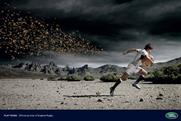 Land Rover 'play tough' by RKCR/Y&R