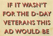 Overlord 'if it wasn't for the veterans' by Beattie McGuinness Bungay