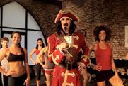 Captain Morgan 'workout' by Pereira & O'Dell