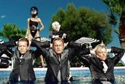 Sky 1 'Mad Dogs: Tiny Blair' by Sky Creative