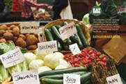 The Climate Group 'eat seasonably' by Fallon