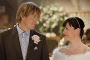 BT 'wedding reveal' by AMV BBDO