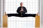 Virgin Media 'kung fu' by BBH