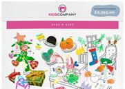 Kids Company 'Christmas party' by AMV BBDO