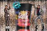 Pot Noodle…launches doner kebab flavour