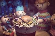Pot Noodle 'the noodle van is coming' by AKQA