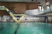 "Kidsport ""sports skills are life skills"" by DDB Vancouver"