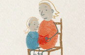 Booktrust 'hard to reach' by Kitcatt Nohr Alexander Shaw