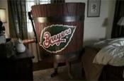 Breyer Ice Cream 'bedroom' by Campbell Mithun