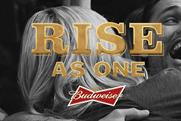 "Budweiser ""believe as one"" by Anomaly New York"