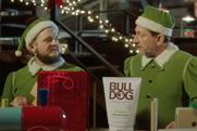 "Bulldog Skincare ""Awkward elves"" by Adam & Eve/DDB"